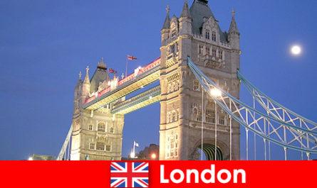 Inghilterra Visita della città di Londra alla metropoli mondiale