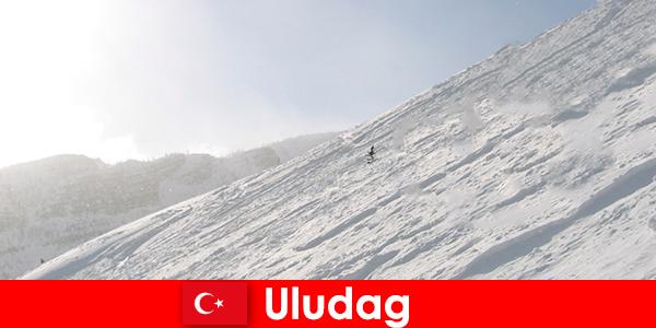 Vacanze invernali in Turchia Uludag