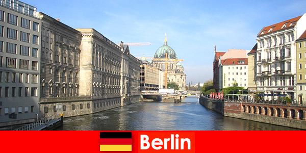 Consigli per una vacanza in famiglia con bambini a Berlino, Germania