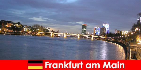 Esclusivi viaggi di lusso nella città di Francoforte sul Meno negli hotel Nobel