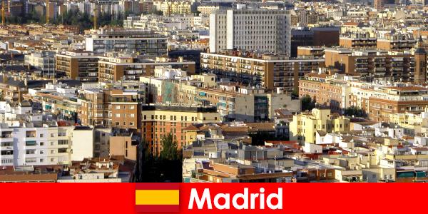 Consigli di viaggio e informazioni sulla capitale Madrid in Spagna