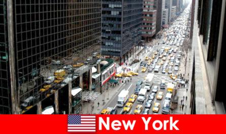 Vivi vacanze economiche nella grande città di New York City