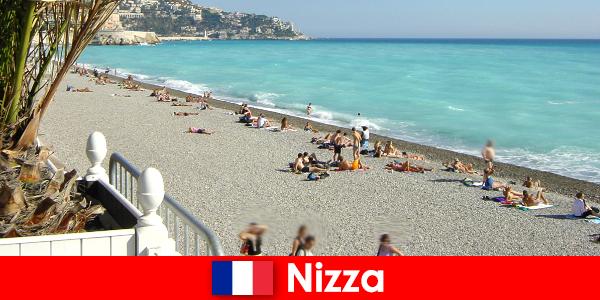 Belle belle spiagge della Costa Azzurra