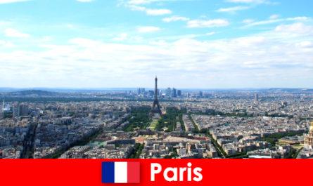 Scopri i luoghi d'interesse della grande città di Parigi