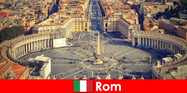 Periodo migliore per andare a Roma – tempo, clima e raccomandazioni