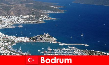 Emigrare convenientemente nella città di Bodrum in Turchia