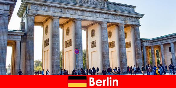 Tour della città di Berlino Super idea per una breve vacanza