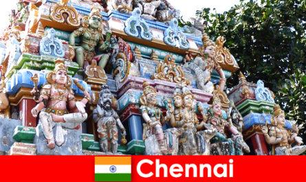 Luoghi, tour e attività a Chennai per gli estranei non c'è noia