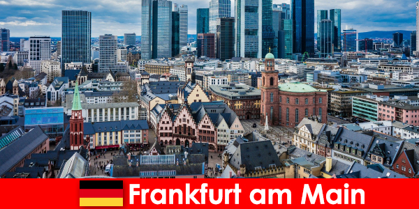 Viaggio di lusso nella città di Francoforte sul Meno per intenditori