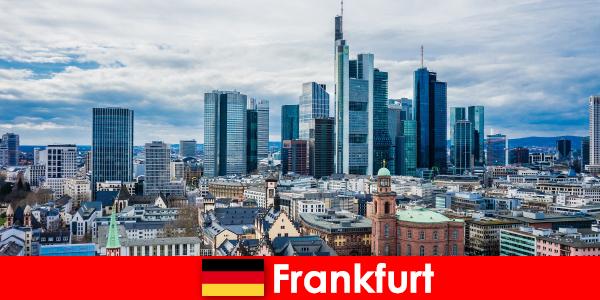 Attrazioni turistiche a Francoforte, la metropoli per i grattacieli