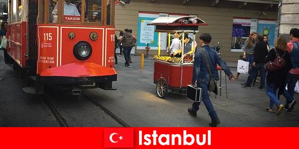Istanbul la metropoli mondiale per tutte le persone e le culture di tutto il mondo