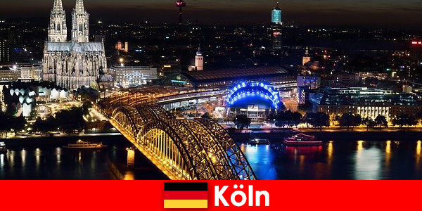 Musica, cultura, sport, città delle feste di Colonia in Germania per tutte le età