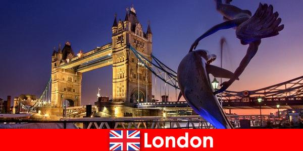 Londra una moderna capitale costosa conosciuta per le sue tradizioni