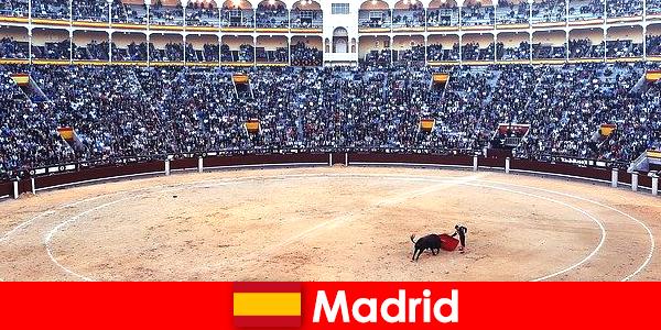 Le feste tradizionali a Madrid stupiscono ogni estraneo