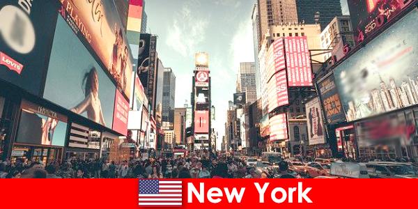 Lo shopping a New York è un must per milioni di viaggiatori