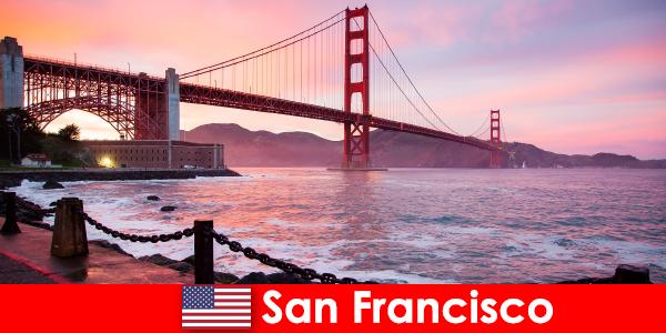 Vivi vacanze di lusso negli Stati Uniti a San Francisco