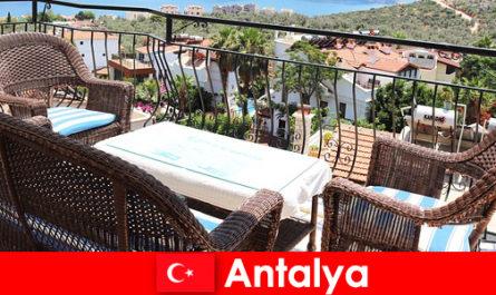 L'ospitalità in Turchia è nuovamente confermata dai turisti di Antalya