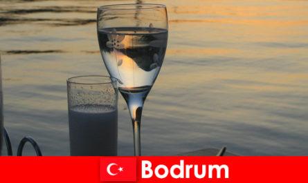 In Turchia Bodrum discoteche e bar per giovani turisti