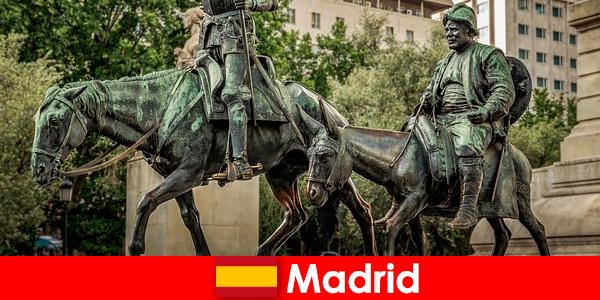 Madrid attira la folla per ogni amante dei musei d'arte