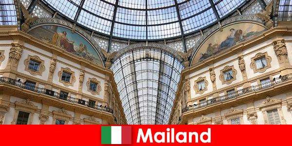 Atmosfera misteriosa a Milano con i simboli del Rinascimento