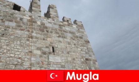 Viaggio avventuroso alle rovine di Mugla in Turchia
