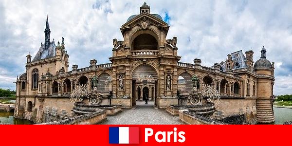 Luoghi d'interesse e luoghi interessanti a Parigi per gli amanti dell'arte e della storia