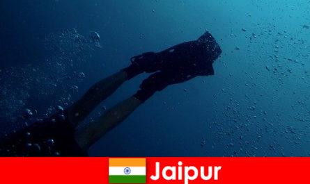 Gli sport acquatici a Jaipur sono il miglior consiglio per i subacquei