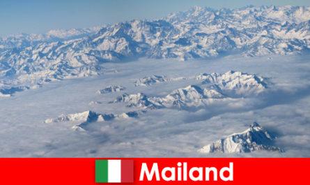 Milano una delle migliori località sciistiche per turisti in Italia