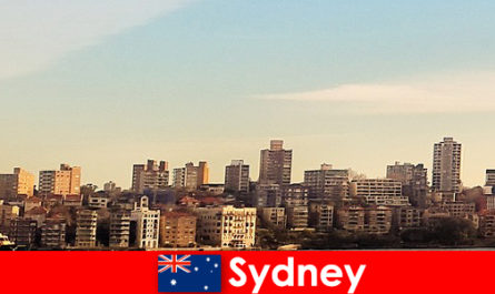 Sydney è conosciuta dagli stranieri come una delle città più multiculturali del mondo