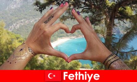 Vacanze al mare in Turchia Fethiye per grandi e piccini sempre un sogno