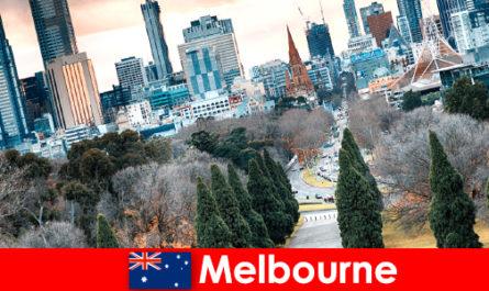 La diversità culturale a Melbourne delizia anche i brevi vacanzieri