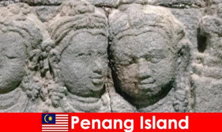 L'isola di Penang ha molte attrazioni e grandi attrazioni riunite in una sola