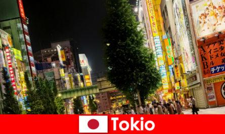 Edifici moderni e antichi templi rendono Tokyo indimenticabile per gli stranieri