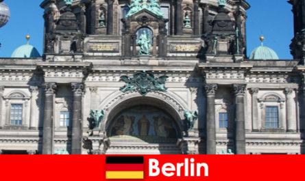 Nonostante Covid 19, Berlino attira nuovi turisti da tutto il mondo