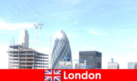 Luoghi e attrazioni a Londra dall'Inghilterra