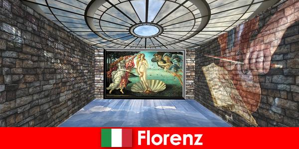 Gita in città a Firenze per ospiti amanti dell'arte degli antichi maestri