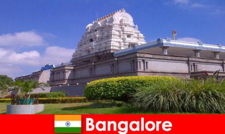 I misteriosi e magnifici templi di Bangalore