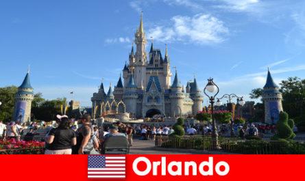 Vacanza in famiglia con bambini a Disneyland Orlando negli Stati Uniti