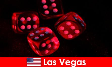 Viaggia nel brillante mondo dei mille giochi a Las Vegas negli Stati Uniti