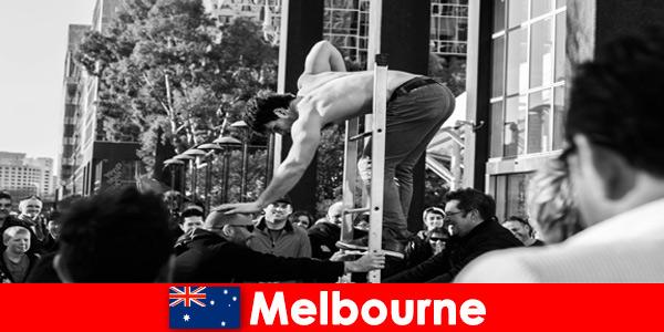 Arte e cultura per vacanzieri creativi a Melbourne in Australia