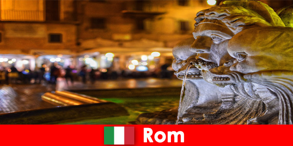 Tour in autobus per gli ospiti della settimana attraverso la meravigliosa città di Roma Italia
