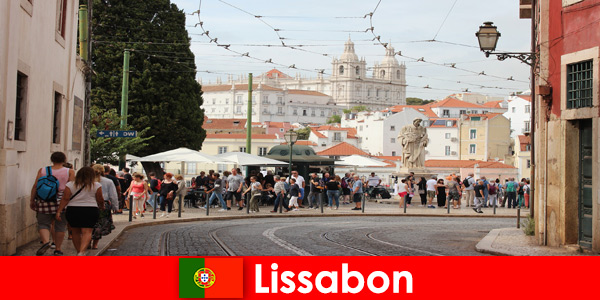 Lisbona Portogallo offre hotel economici a studenti e scolari stranieri