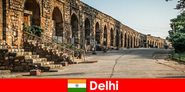Tour privati della città di Delhi India per i vacanzieri interessati alla cultura